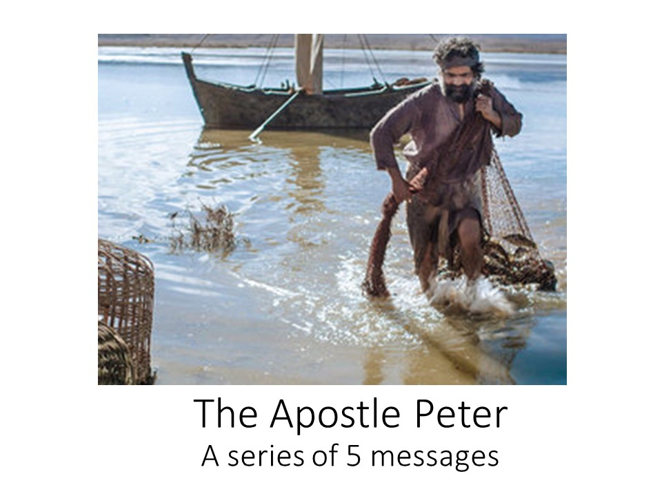 the-apostle-peter-series