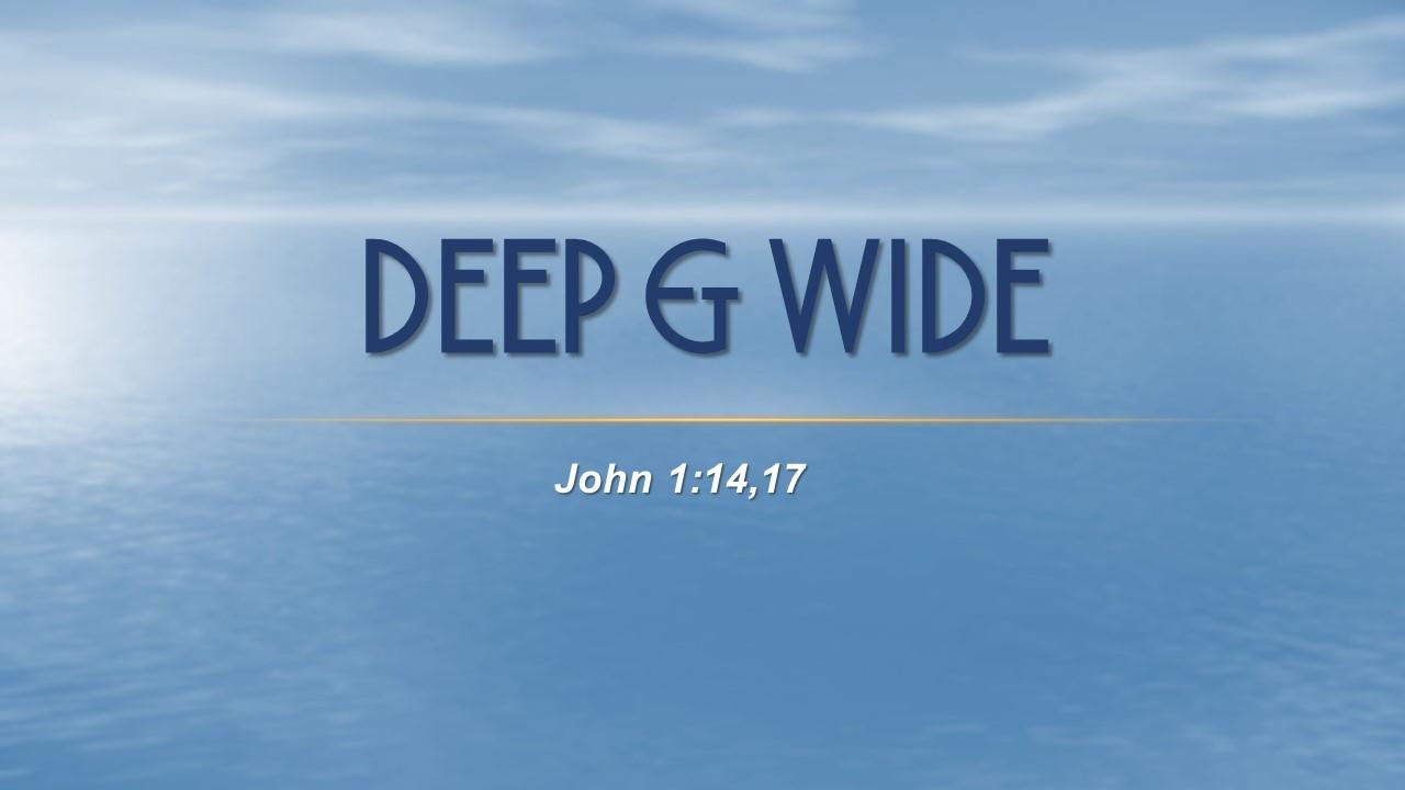 Deep & Wide