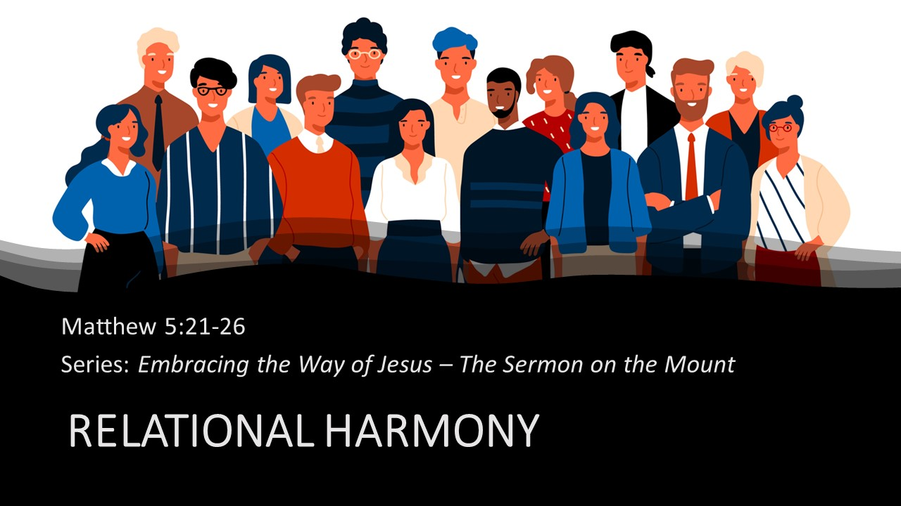 Relational Harmony