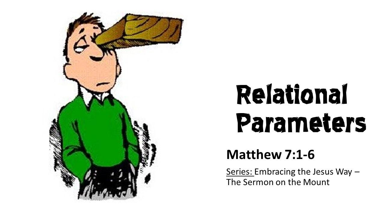 Relational Parameters